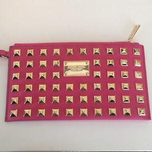 Price drop! Michael kors studded wallet Wristlet